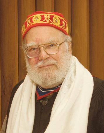 Rabbi Roger V. Pavey